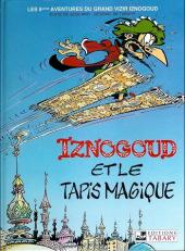 Iznogoud -9c- Le tapis magique
