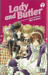 Lady and Butler -7- Tome 7