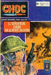 Choc 2e série (Arédit - Comics Pocket) -Rec0353- Album N°0353 (n°15 et n°16)