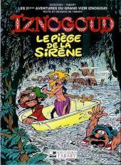 Iznogoud -21a- Le piège de la sirène