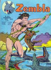 Zembla -224- L'insaisissable Tituk