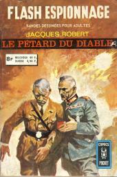 Flash espionnage (1re série - Arédit) -Rec3548- Album N°3548 (n°72 et n°73)