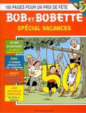 Bob et Bobette -HS- Spécial vacances