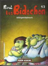 Les bidochon -12ES- Les Bidochon téléspectateurs
