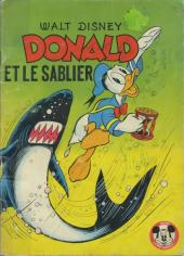 Votre série Mickey (2e série) - Albums Filmés ODEJ -30- Donald et le Sablier
