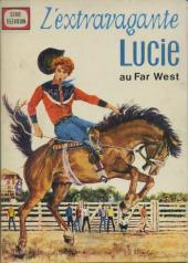 Votre série Mickey (2e série) - Albums Filmés ODEJ -55- L'extravagante Lucie au Far West