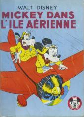 Votre série Mickey (2e série) - Albums Filmés ODEJ -29- Mickey dans l'île aérienne