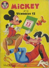 Votre série Mickey (2e série) - Albums Filmés ODEJ -12- Mickey et le vendredi 13