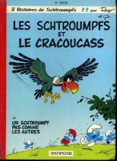 Les schtroumpfs -5a73- Les Schtroumpfs et le Cracoucass