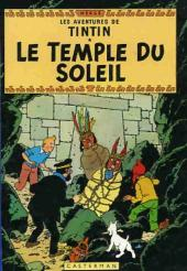 Tintin (Historique) -14B38- Le temple du soleil