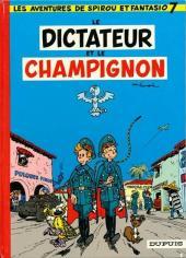 Spirou et Fantasio -7g91- Le dictateur et le champignon