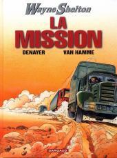 Wayne Shelton -1a03- La Mission