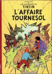 Tintin (Historique) -18B26- L'affaire Tournesol