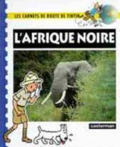 Tintin - Divers -Car10- L'afrique noire