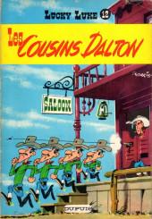 Lucky Luke -12a64- Les cousins Dalton