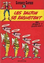 Lucky Luke -26a68- Les Dalton se rachètent