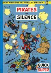 Spirou et Fantasio -10a68- Les pirates du silence