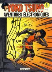 Yoko Tsuno -4b82- Aventures électroniques