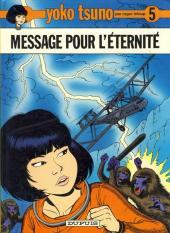 Yoko Tsuno -5b82- Message pour l'éternité