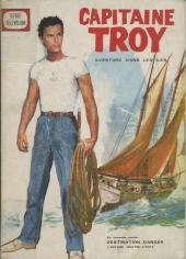 Votre série Mickey (2e série) - Albums Filmés ODEJ -49- Capitaine Troy