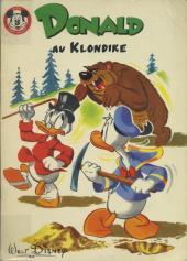 Votre série Mickey (1re série) -8- Donald au Klondike