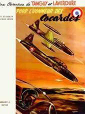 Tanguy et Laverdure -2b1967- Pour l'honneur des Cocardes