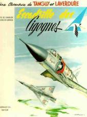 Tanguy et Laverdure -4a70- Escadrille des cigognes
