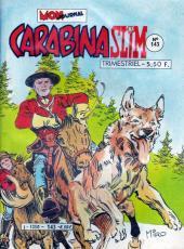 Carabina Slim -143- Mission dans les Black Hills