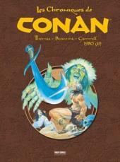 Les chroniques de Conan -10- 1980 (II)