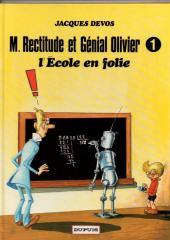 Génial Olivier -1b- L'école en folie