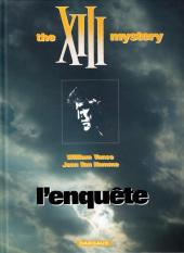 XIII -13b2006- The XIII mystery - L'enquête
