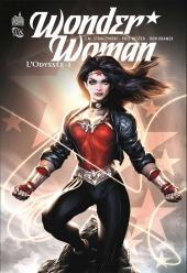 Wonder Woman : L'Odyssée -1- L'odyssée - Tome 1