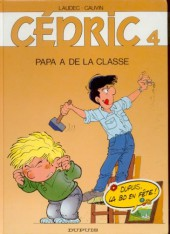 Cédric -4Fête- Papa a de la classe