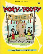 Moky et Poupy -29- Moky et Poupy aux jeux olympiques
