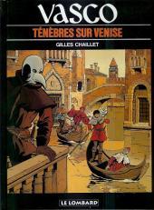 Vasco -6b1997- Ténèbres sur Venise