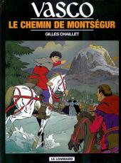 Vasco -8b2013- Le chemin de montségur