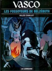 Vasco -13b1999- Les fossoyeurs de belzébuth