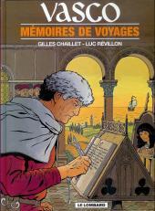 Vasco -16a2000- Mémoires de voyages