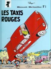 Benoît Brisefer -1c1997- Les taxis rouges