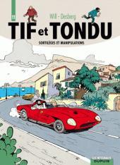 Tif et Tondu (Intégrale) -11- Sortilèges et manipulations