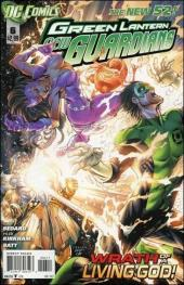 Green Lantern: New Guardians (2011) -6- Rage of angels