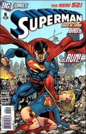Superman (2011) -6- The measure of a Superman