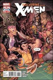 Wolverine and the X-Men Vol.1 (Marvel comics - 2011) -6- Mutatis mutandis part 2 : always bet on X
