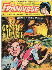 Frimousse -45- La grotte du Diable
