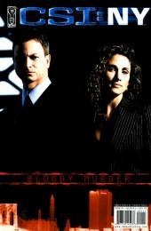 CSI: NY - Bloody Murder (2005) -INT- Bloody Murder