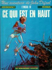 L'incal - Une aventure de John Difool -4a86- Ce qui est en haut