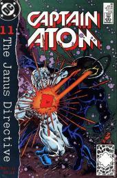 Captain Atom (1987) -30- Troubles in paradise