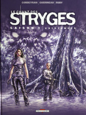 Le chant des Stryges -6b07- Existences