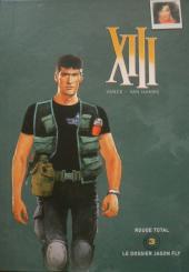 XIII (Le Soir Belgique) -3- Rouge total / Le Dossier Jason Fly