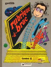 Rubrique-à-Brac -5a1980- Tome 5